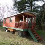 Zirkuswagen bis 5 Personen